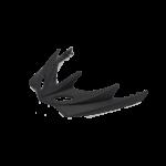 03848/03850 Viseira plástica para capacete Plus e Elite 2014