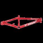 03827 Quadro BMT 2.0 BMX Freestyle vermelho