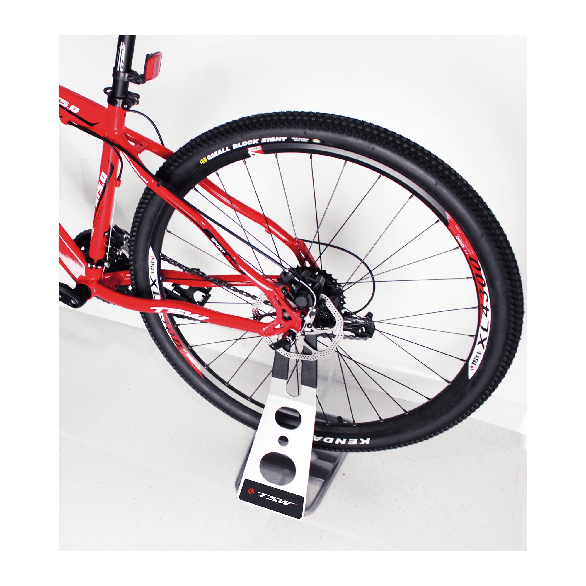 Suporte expositor para bicicleta 4