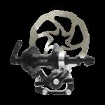 01539 Conjunto de freio de alumínio TSW traseiro