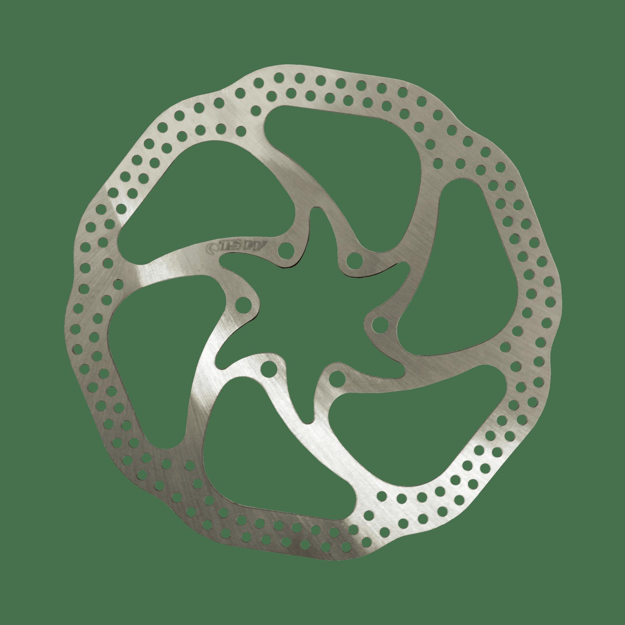 Conjunto de freio de alumínio 5