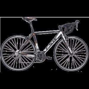 06143 Bicicleta TR20 2016 Speed branco e laranjaTSW
