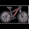 7029 Bicicleta Hunter 2017 mtb vermelho e preto TSW