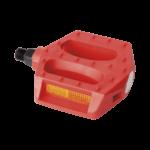 04177 Pedal Plataforma Modelo Suéco 1/2 sem esfera nylon MITSU vermelho
