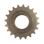06450 Roda Livre esferada 20 dentes MITSU bronze