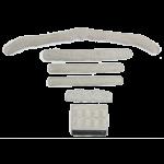 Espuma Interna para capacete ELITE - TSW
