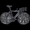 Bicicleta TR20 S – TSW preto e branco