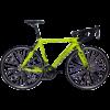 Bicicleta TR20 S – TSW verde e preto