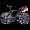 8245 - Bicicleta TR10 S – TSW preto e vermelho