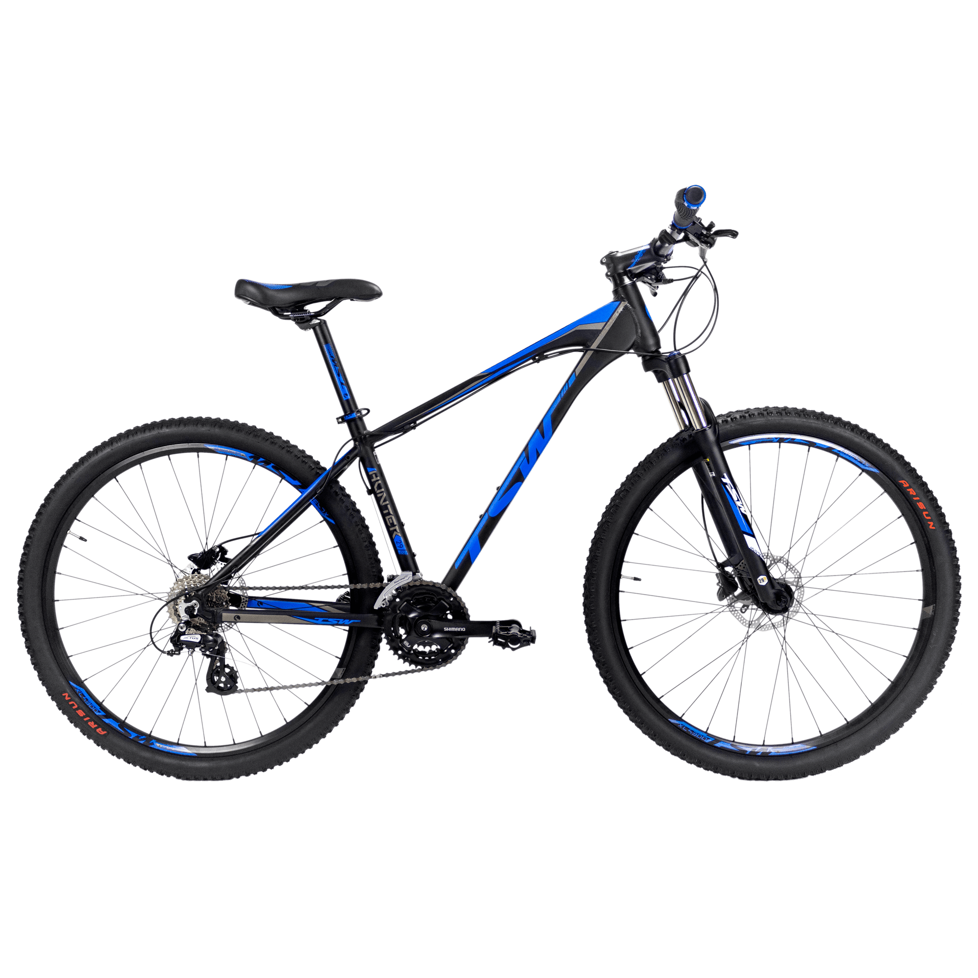 bicicleta hunter 09319