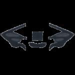 1133-espuma para capacete MTB enduro