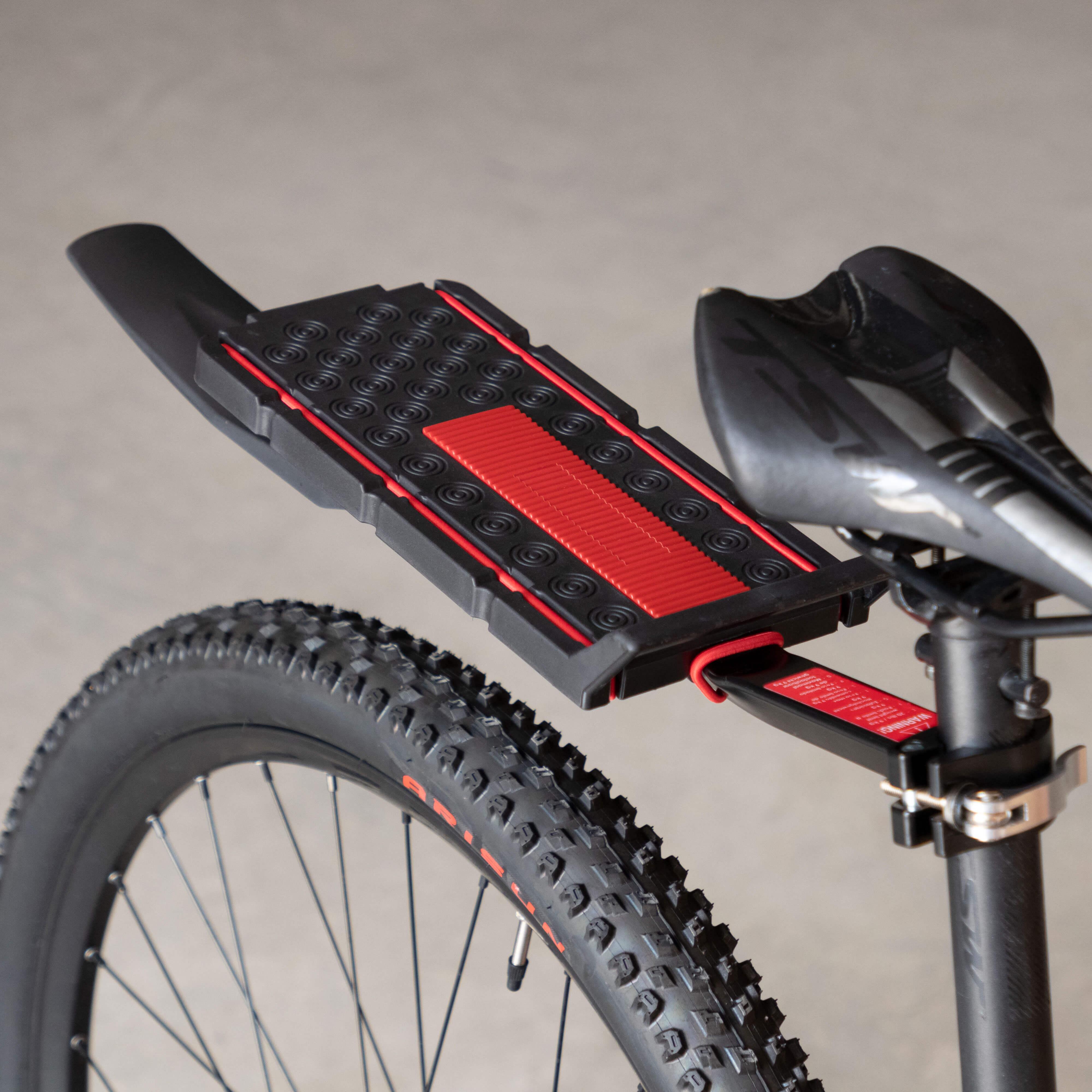 Bagageiro traseiro TSW p/ bicicleta mod 03 14