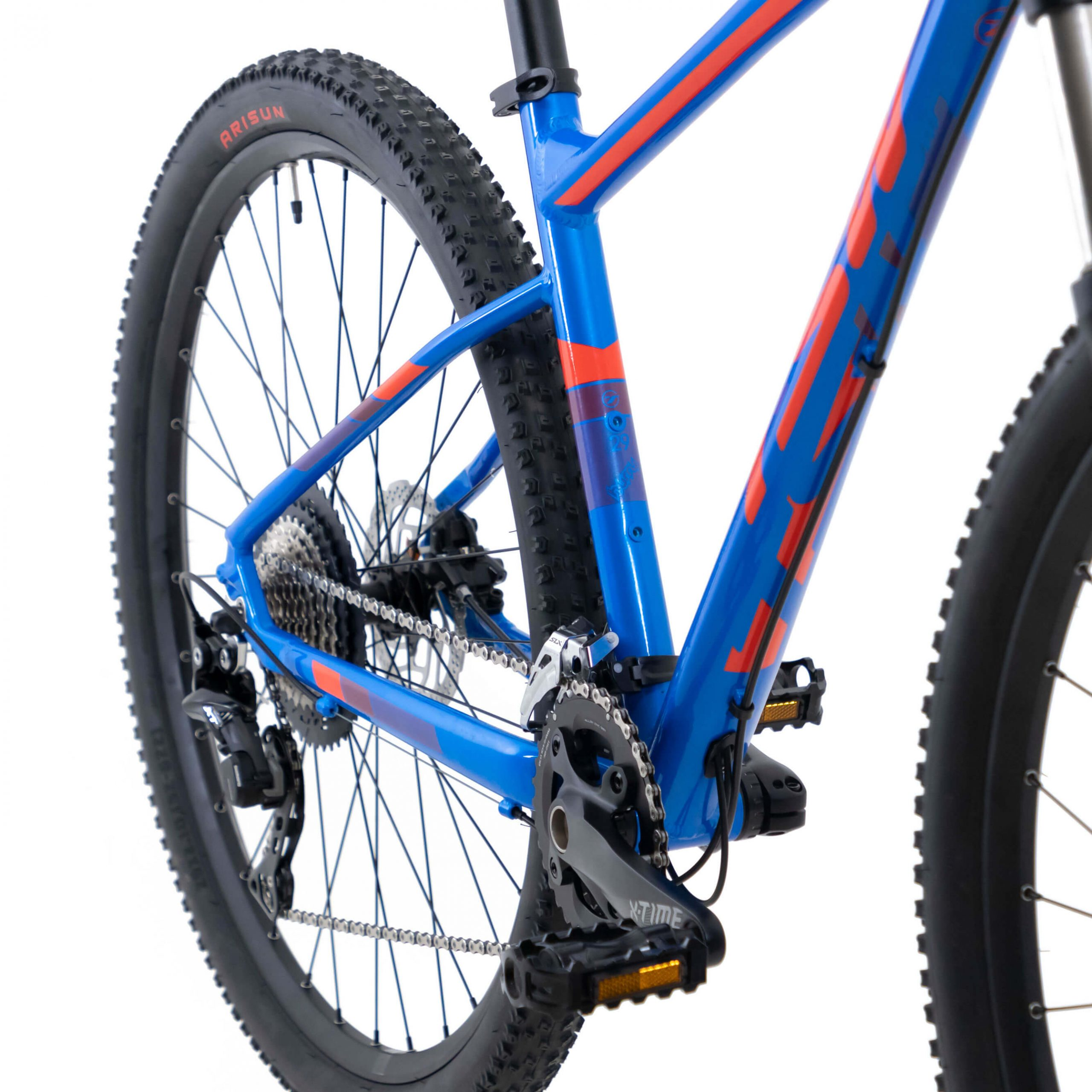 TSW Bike | Hurry Ultra 22 v. | Pedais