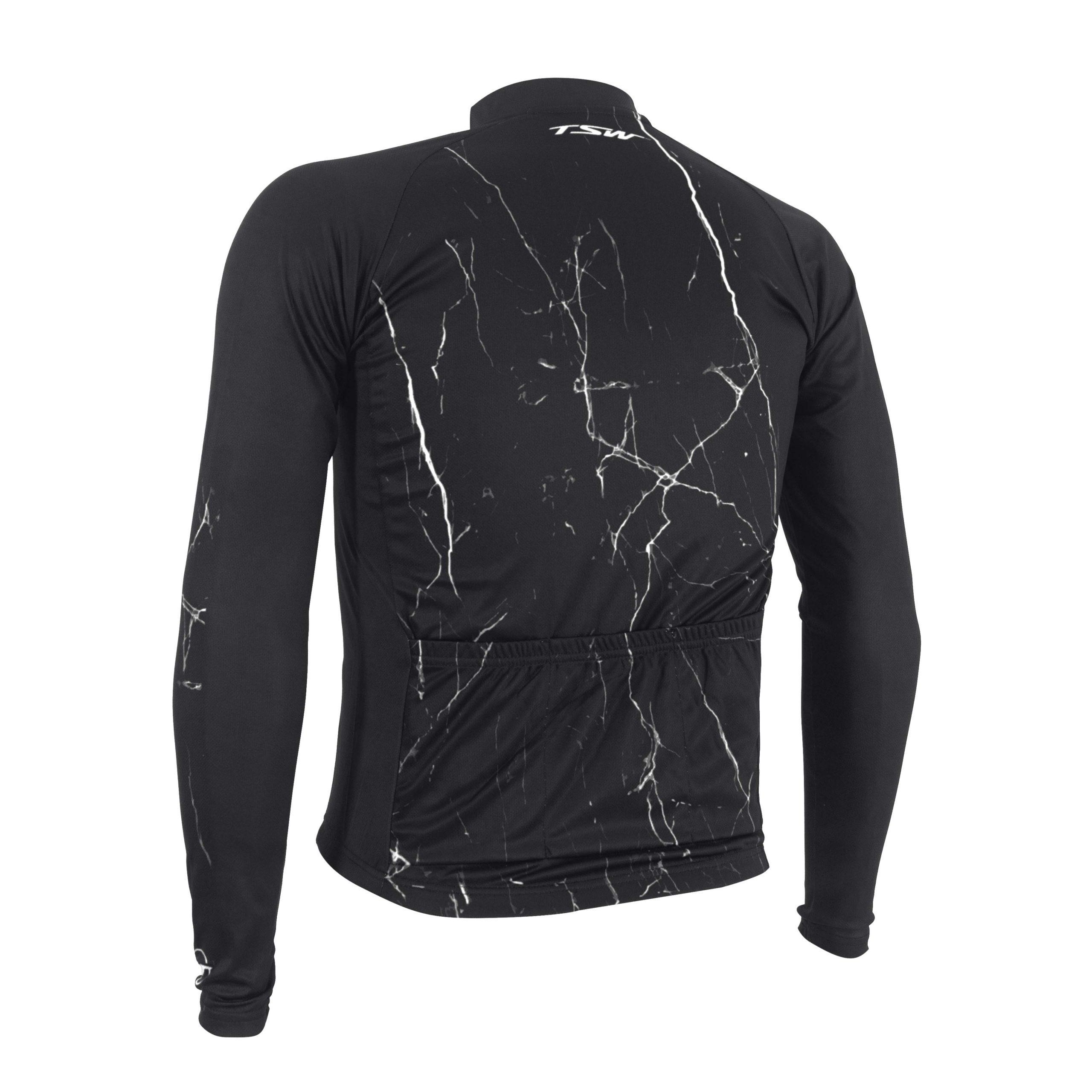 Camisa manga longa para ciclismo STORM | PRO LINE 5