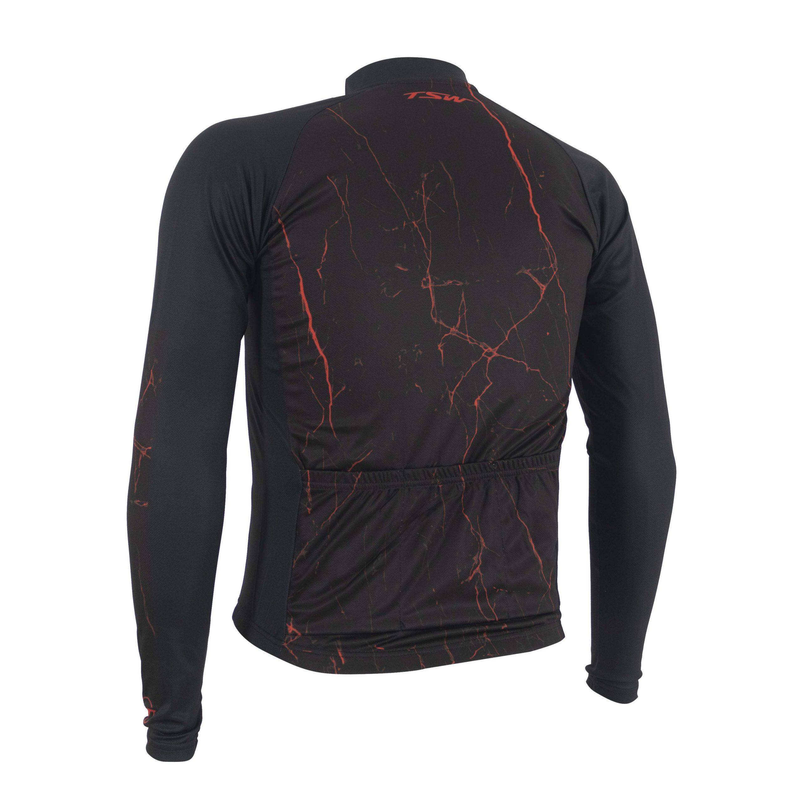 Camisa manga longa para ciclismo STORM | PRO LINE 4