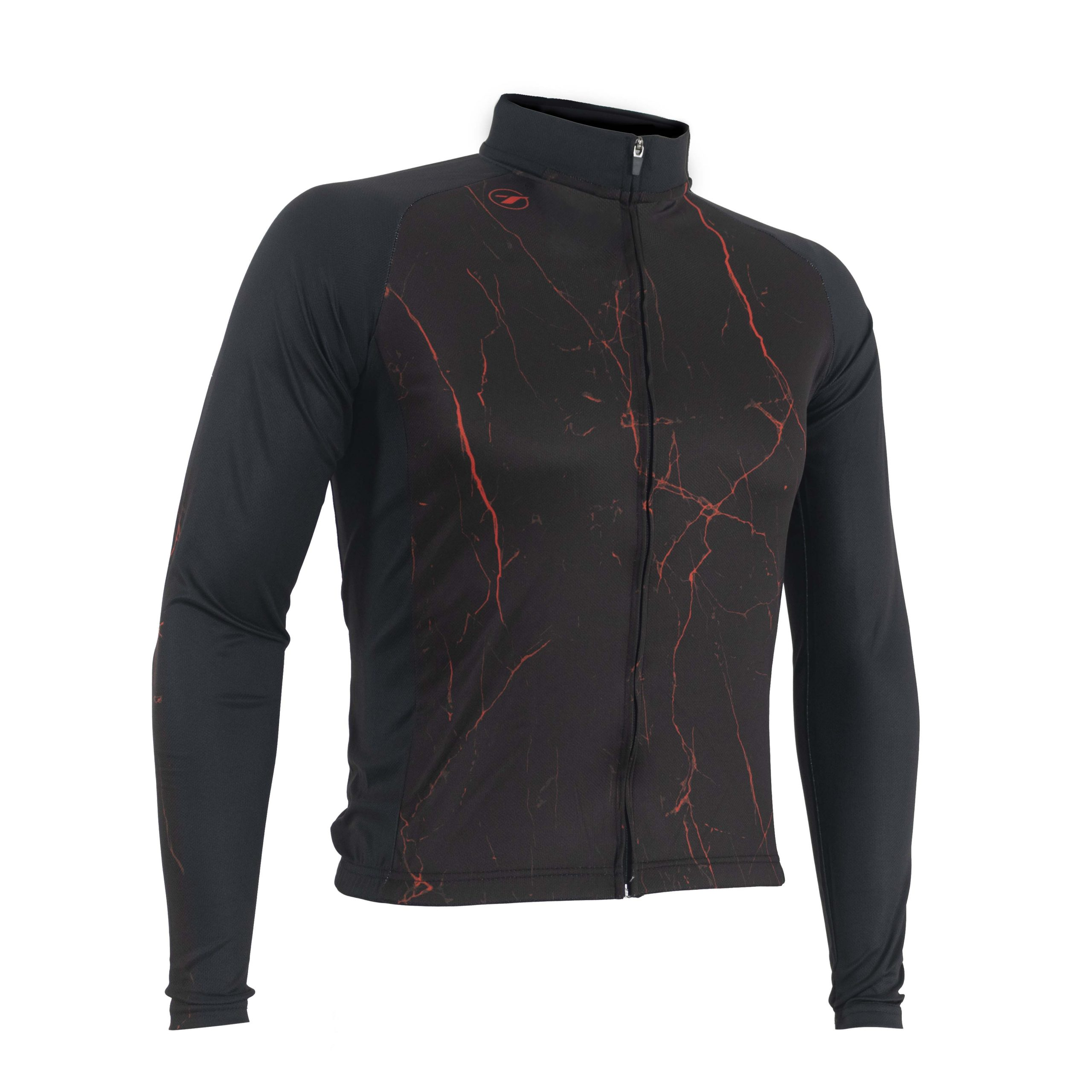 Camisa manga longa para ciclismo STORM | PRO LINE 3