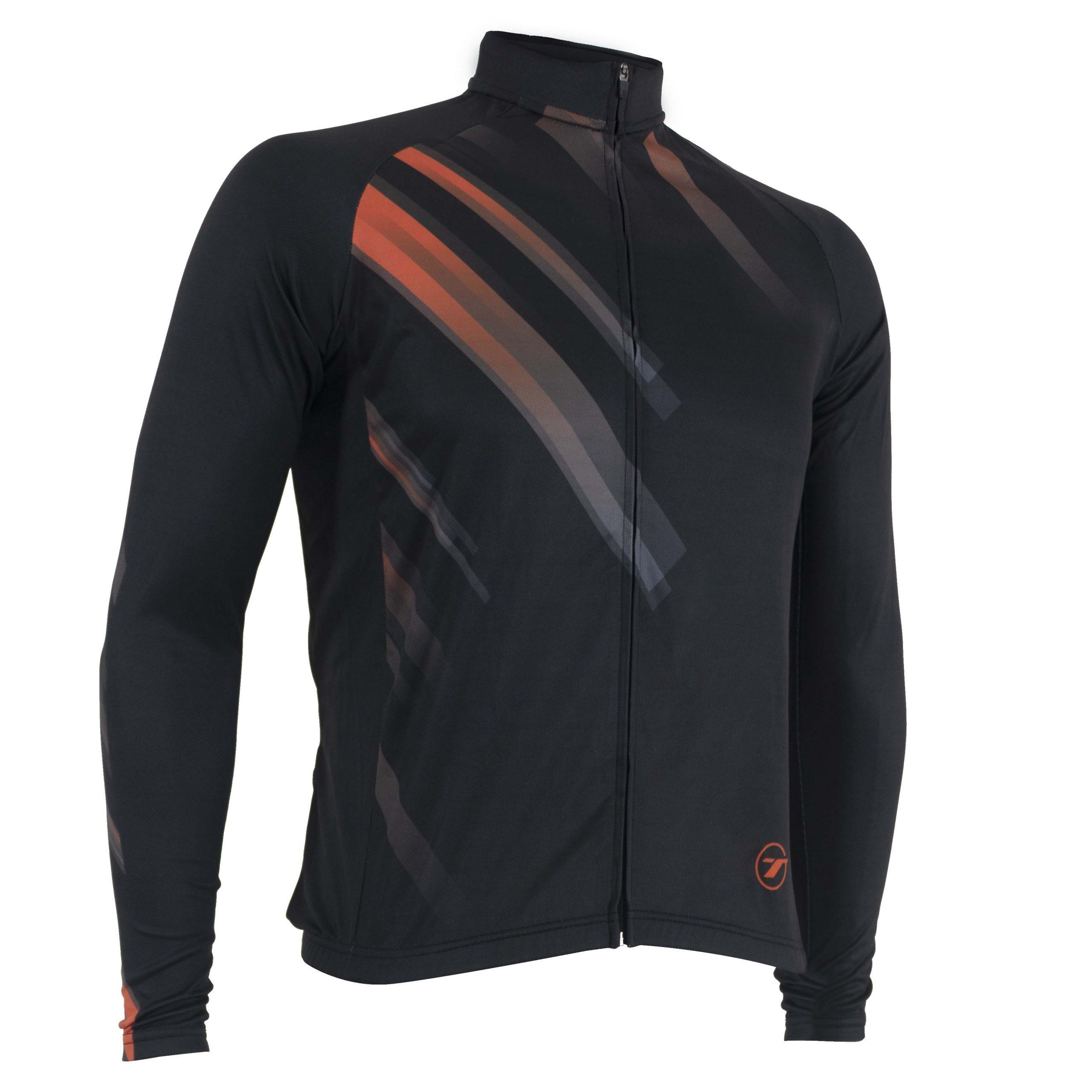 Camisa manga longa para ciclismo SUNNY | RIDE LINE 3
