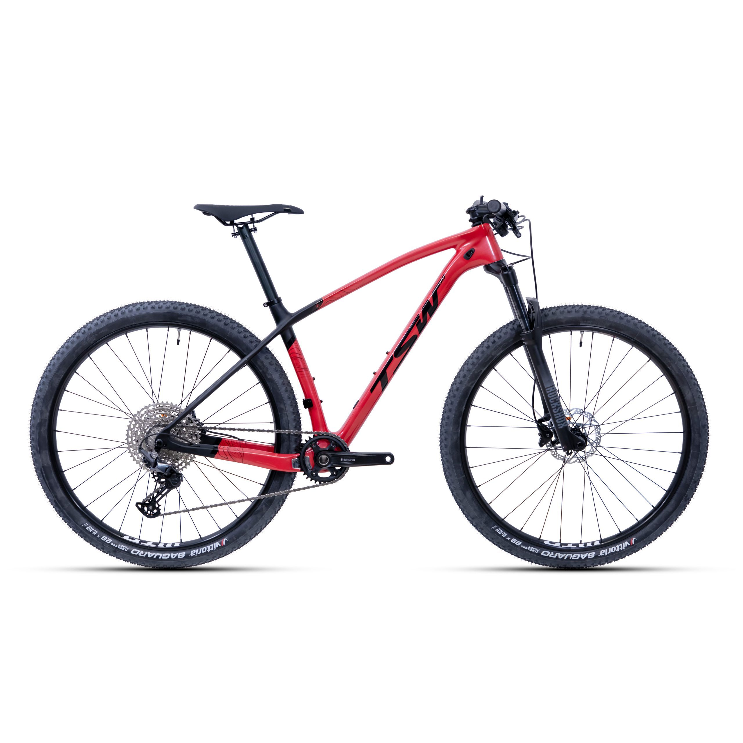 Bicicleta TSW Evo Quest | Starter 3