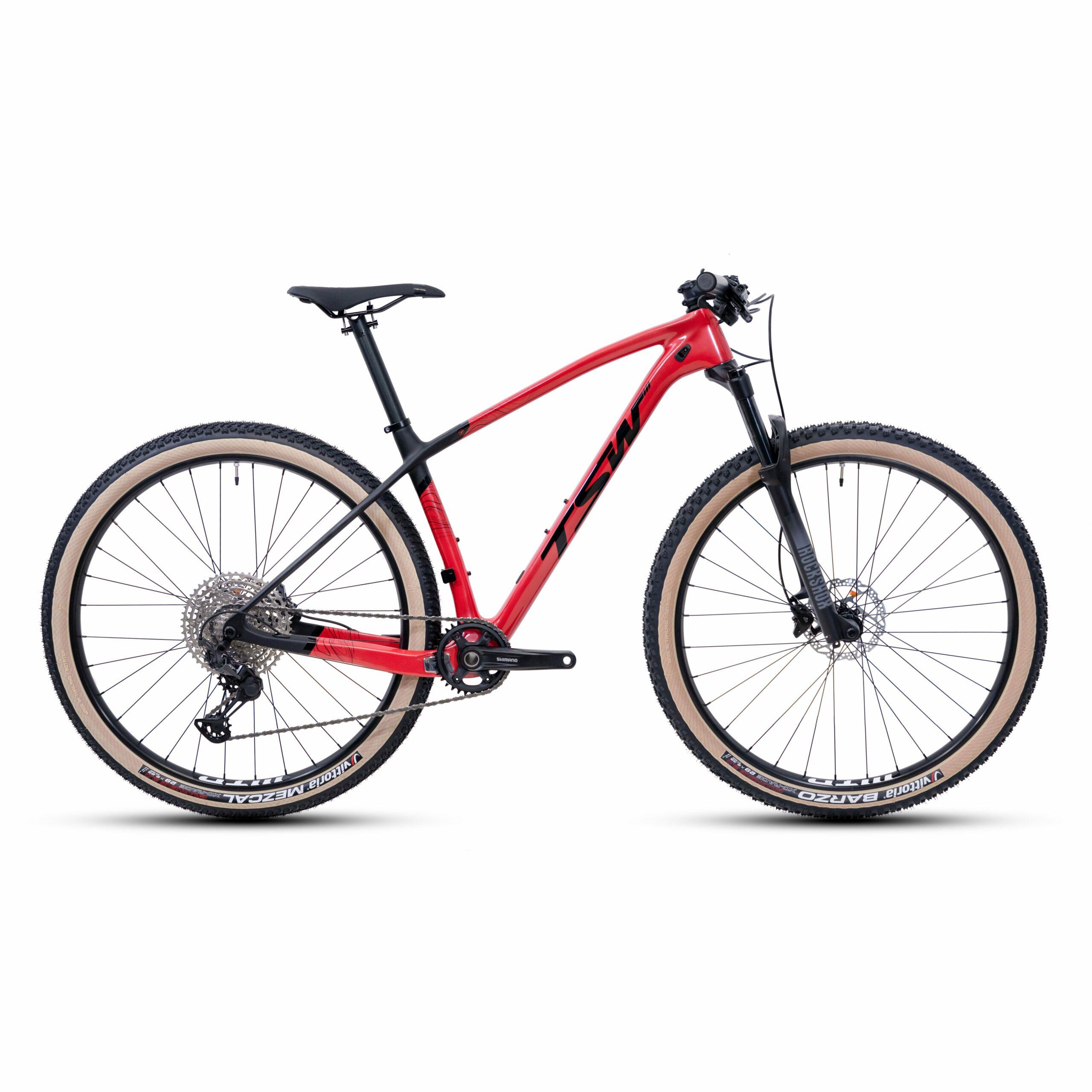 Bicicleta TSW Evo Quest | Fast 3