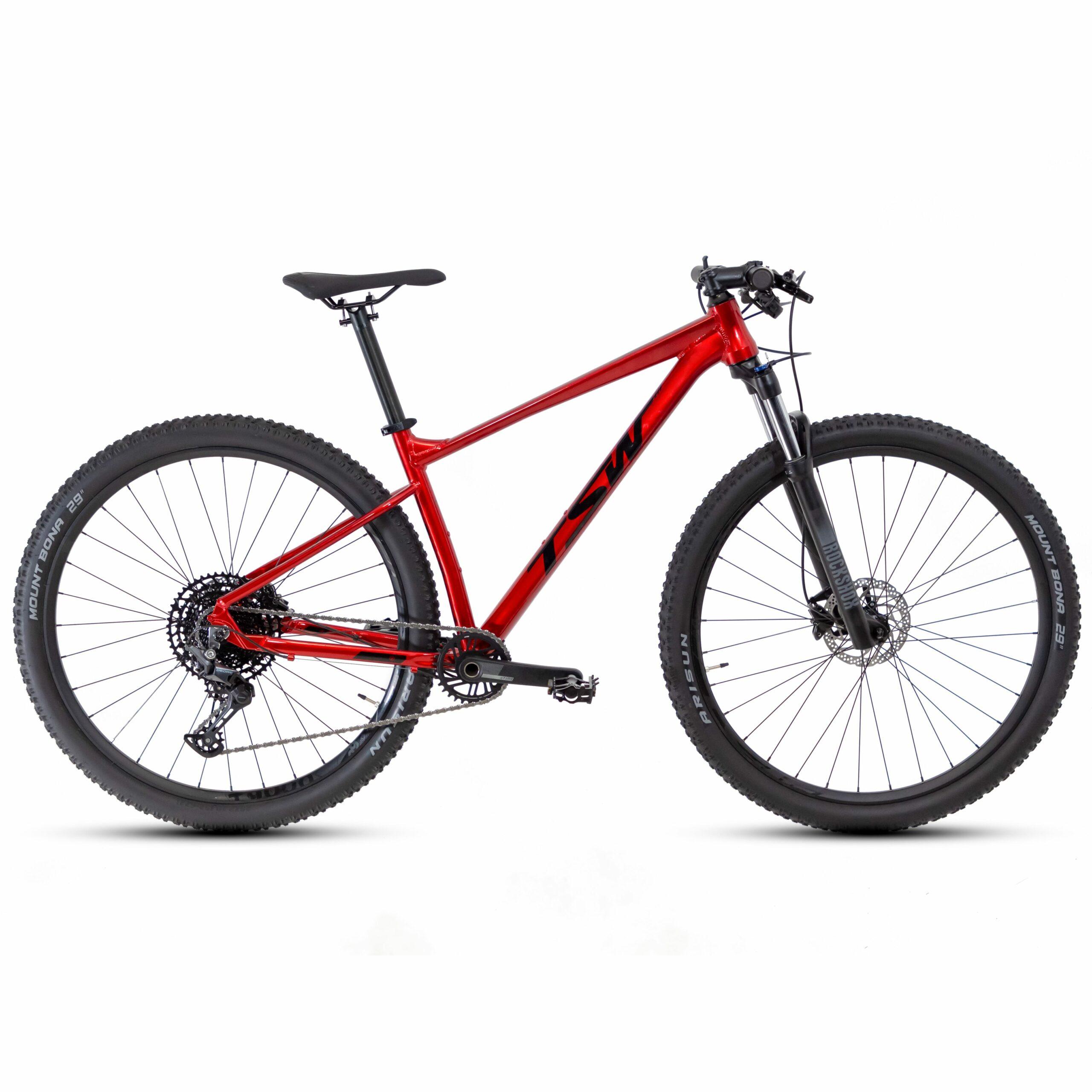 Bicicleta TSW Hurry   RS-12 3