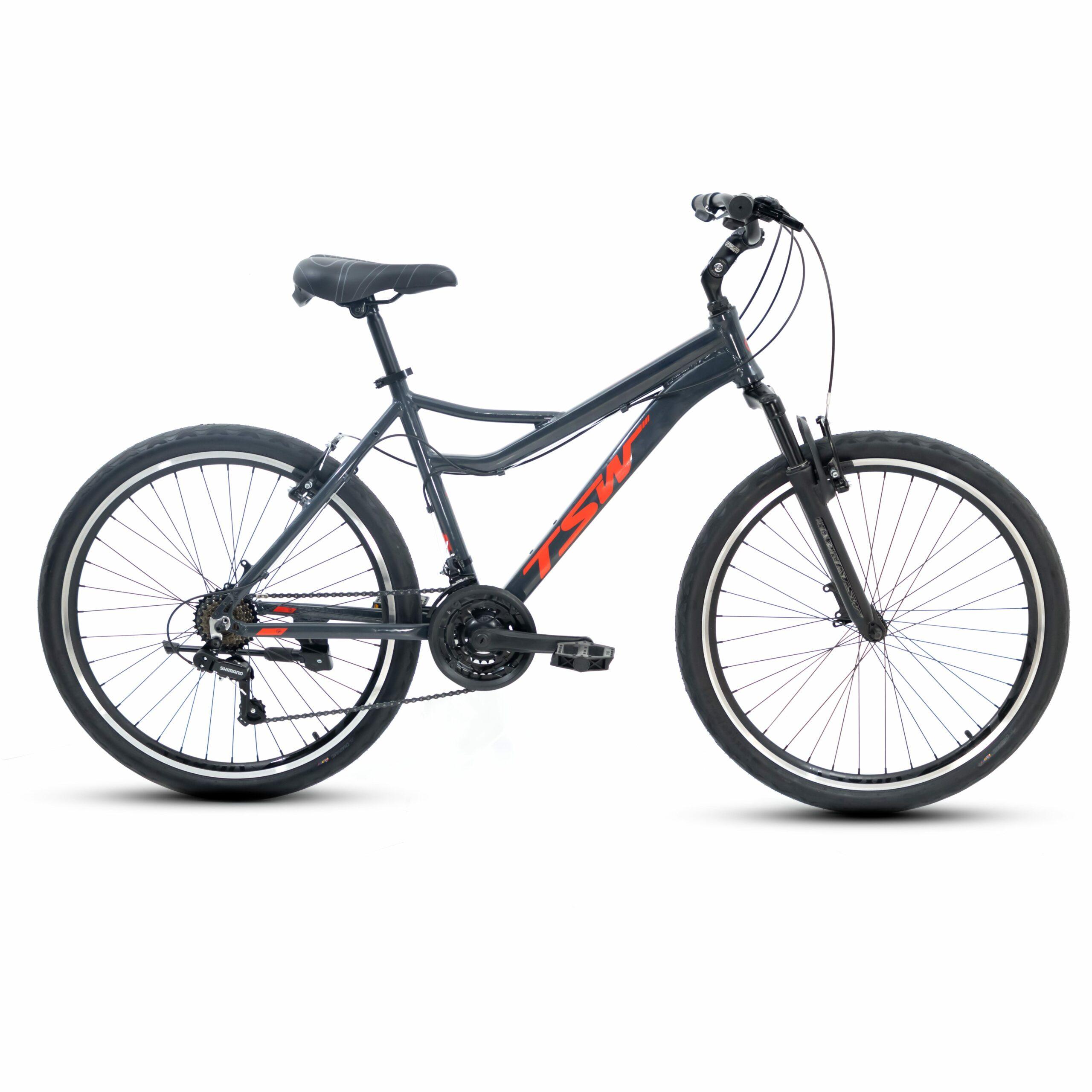 Bicicleta TSW Ride Plus 4