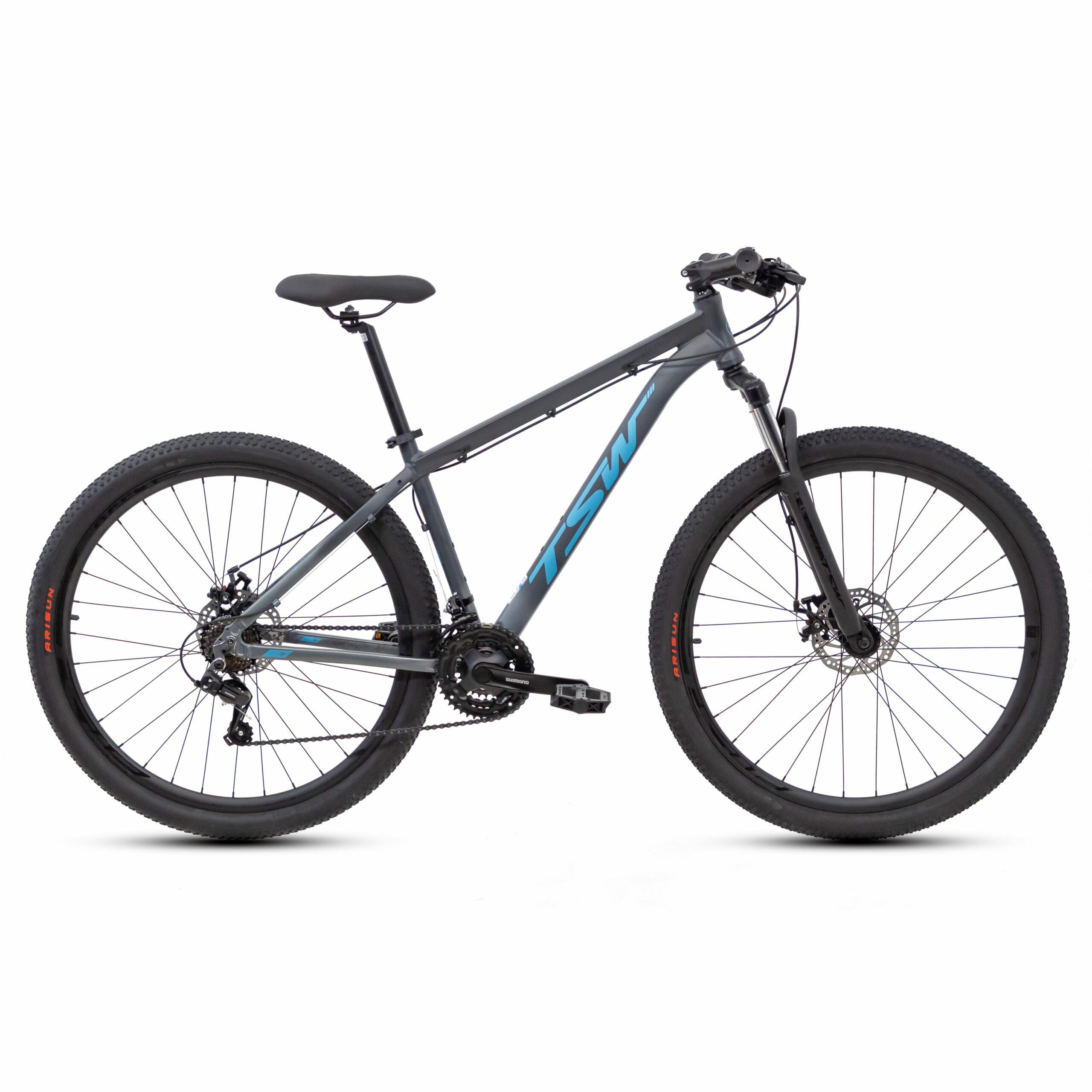 Bicicleta TSW Ride Plus 12
