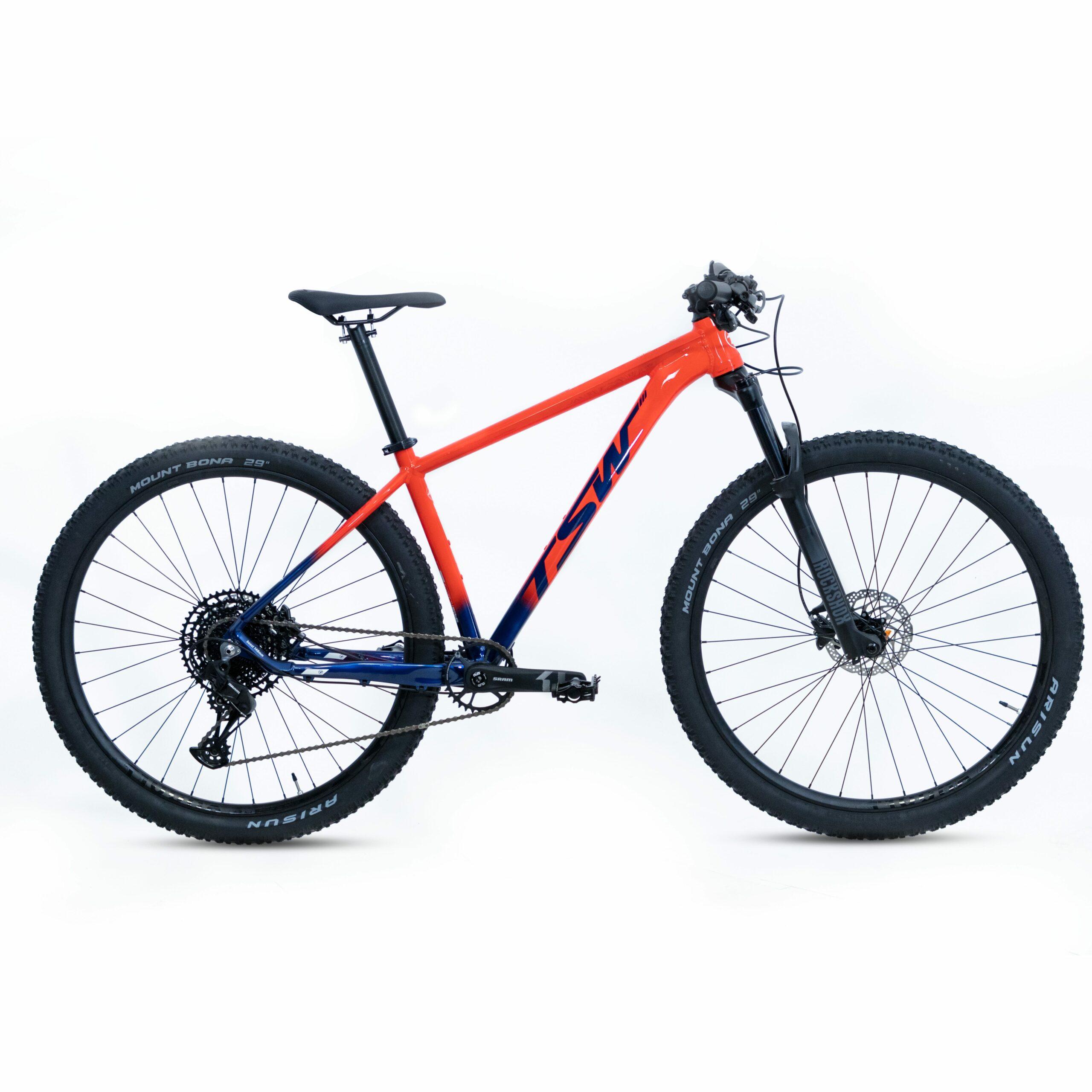 Bicicleta TSW Yukon | SM-12 | 2021/2022 2