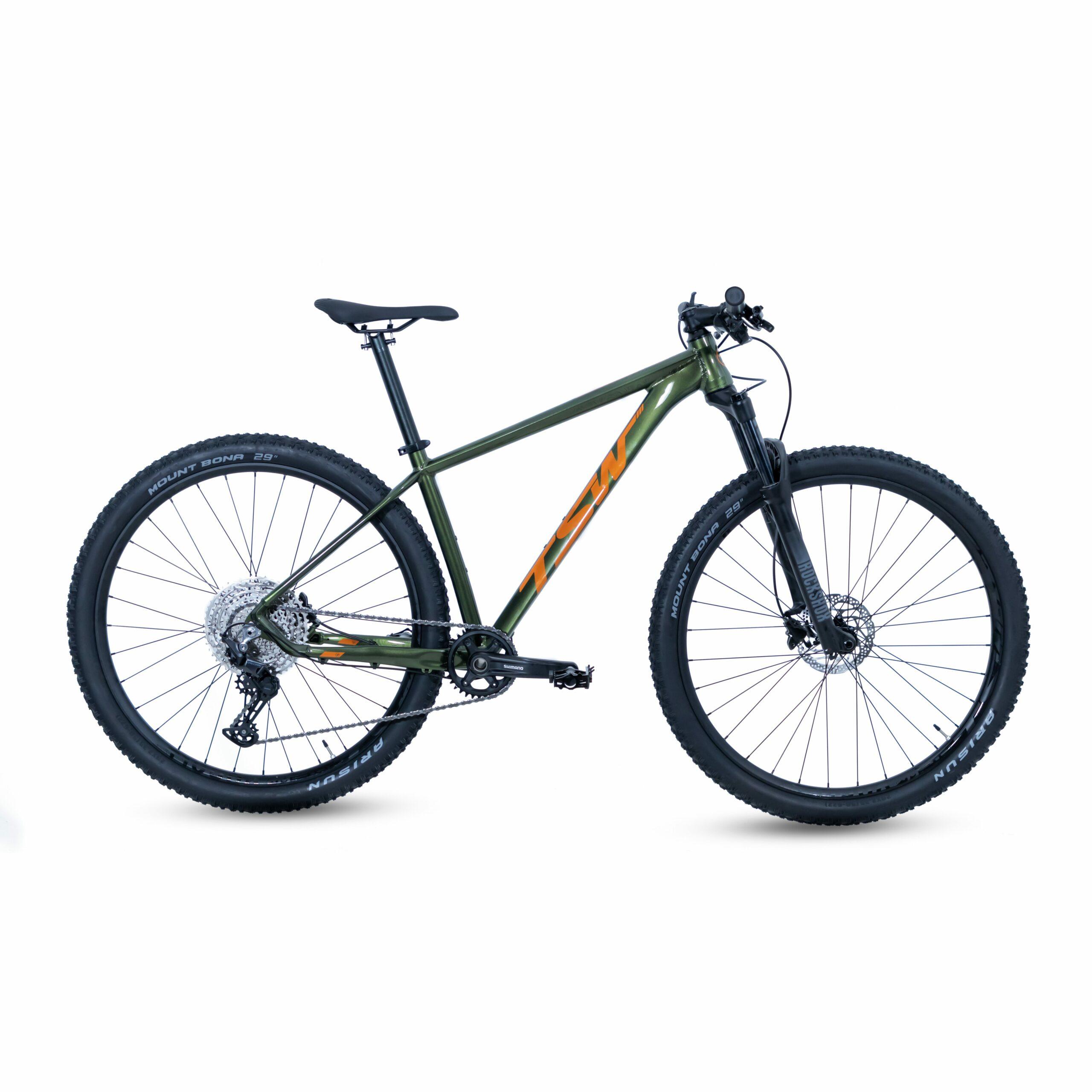 Bicicleta TSW Yukon | SH-12 | 2021/2022 5