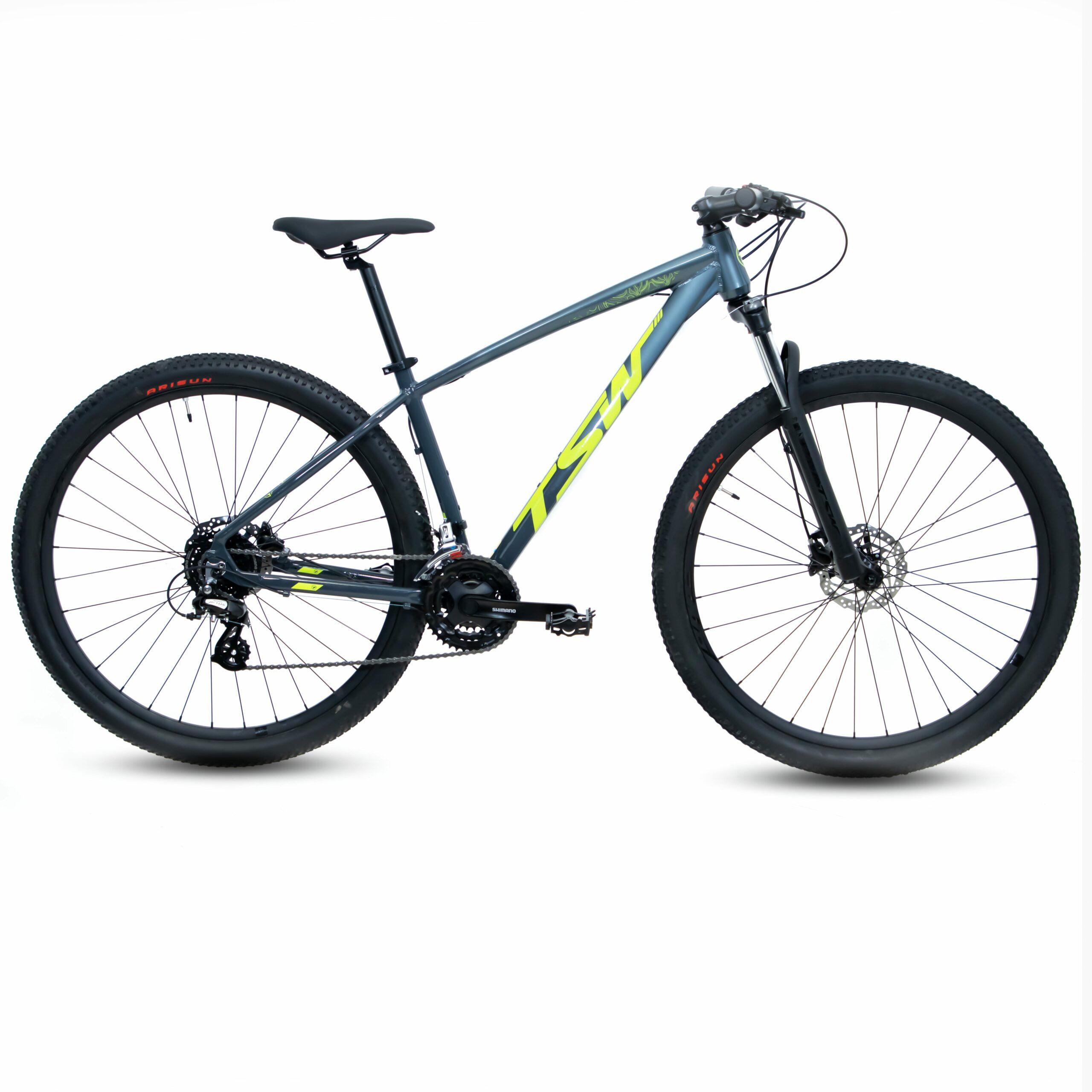 Bicicleta TSW Ride Plus 8