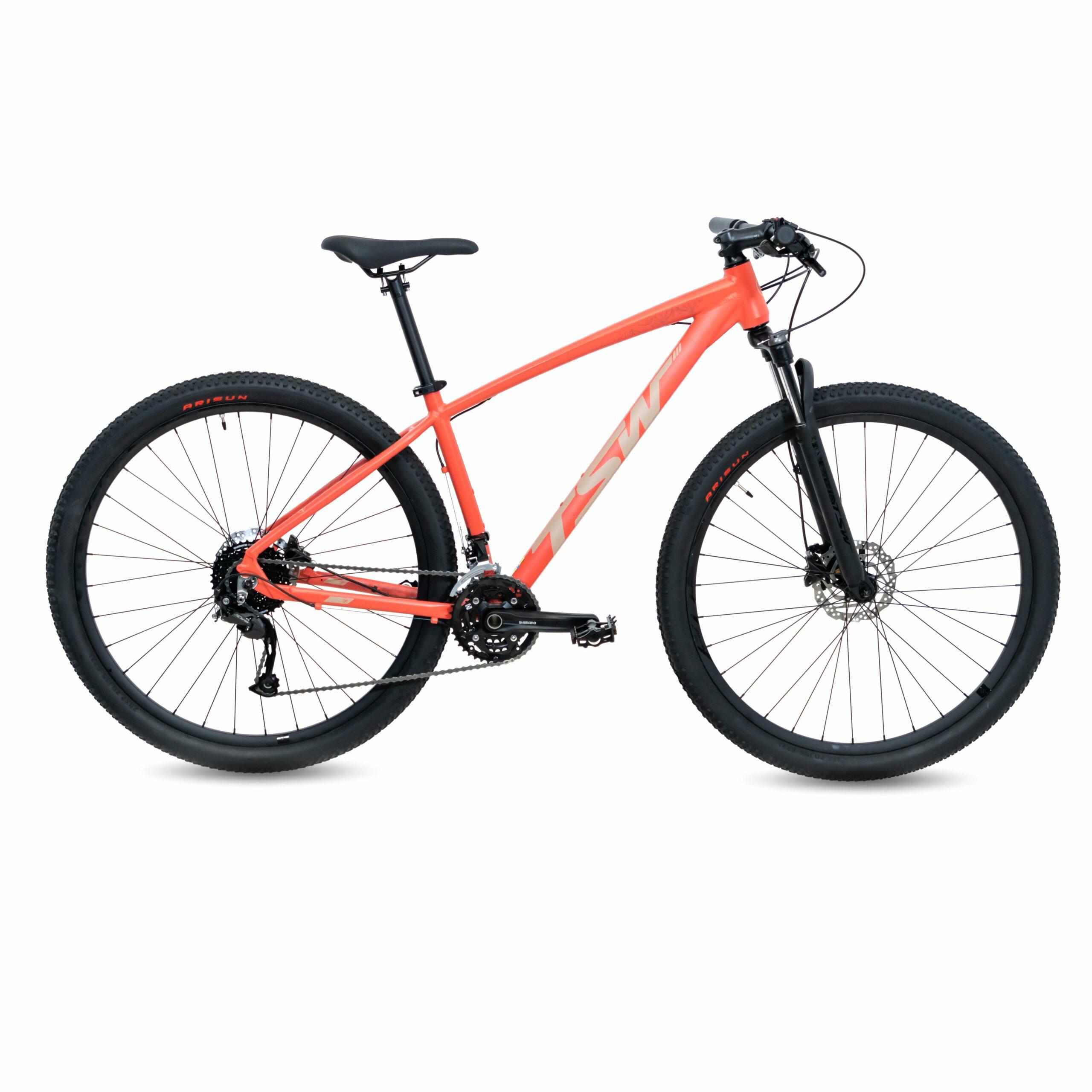 Bicicleta TSW Hunch Plus | 2021/2022 4