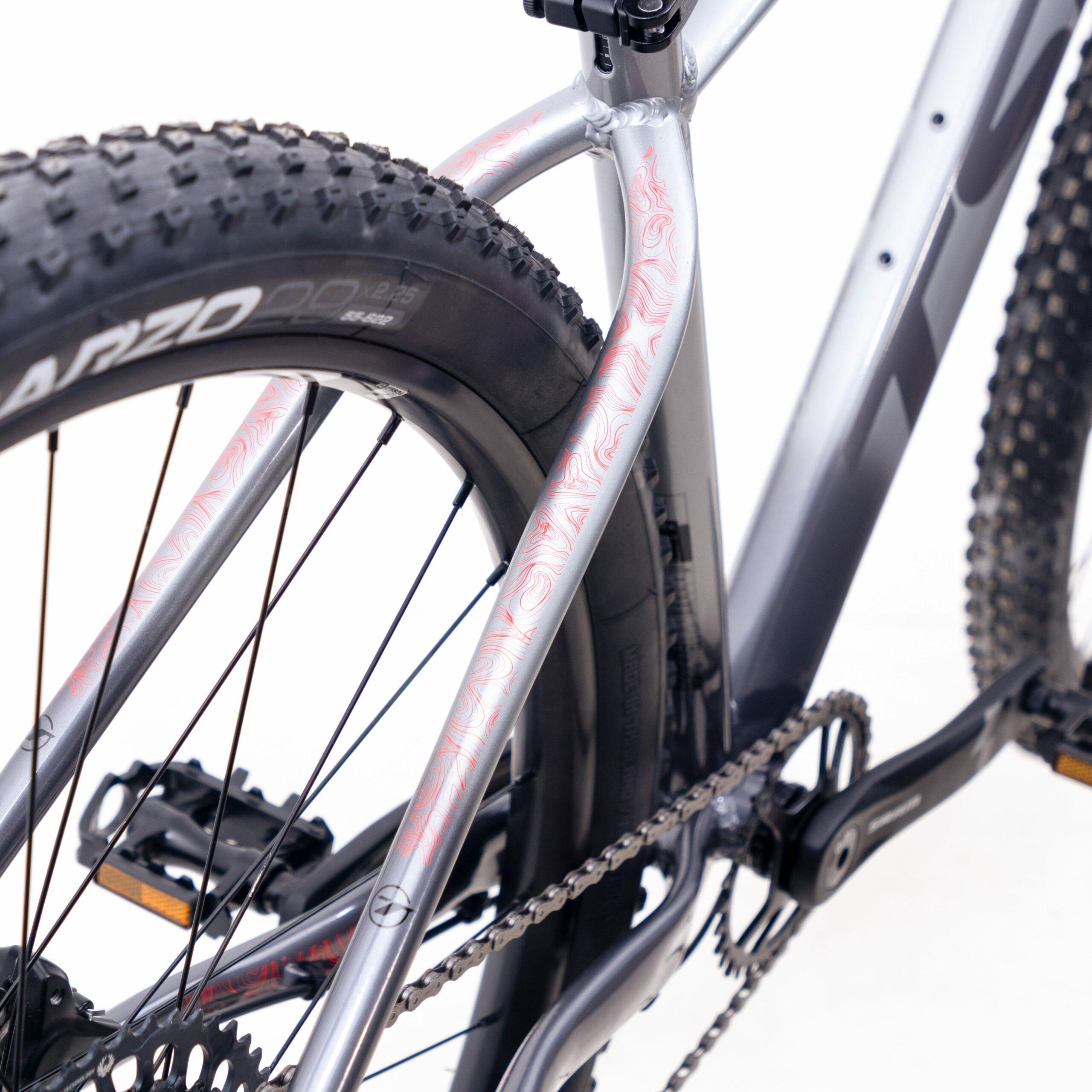 Bicicleta TSW Yukon | GX-SM | 2021/2022 15
