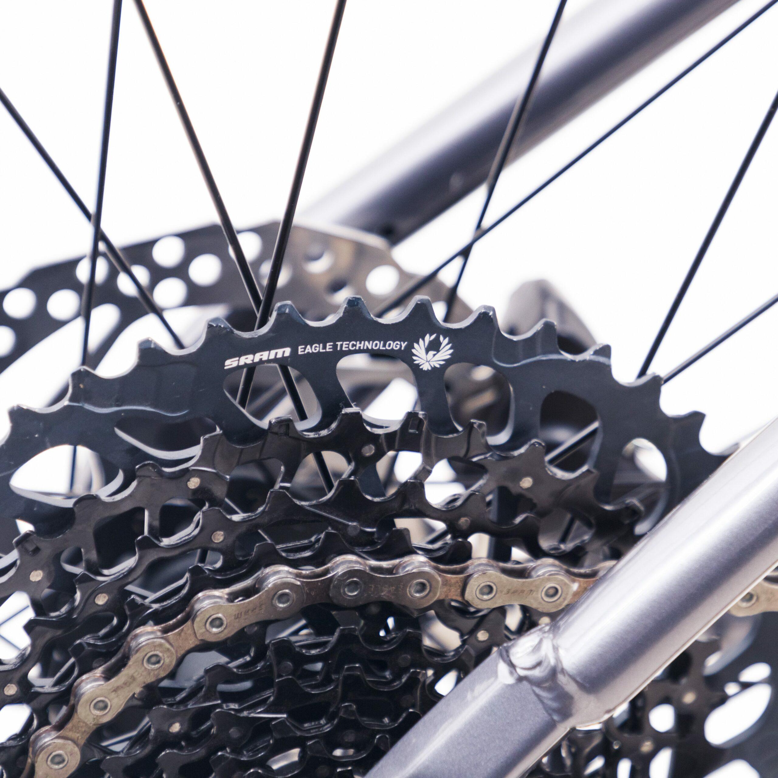 Bicicleta TSW Yukon | GX-SM | 2021/2022 14