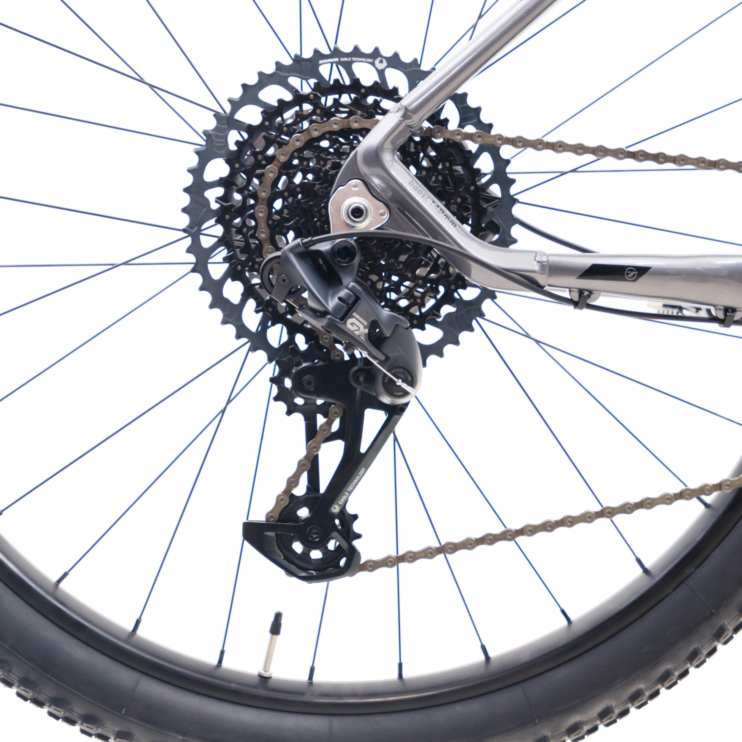 Bicicleta TSW Yukon | GX-SM | 2021/2022 21