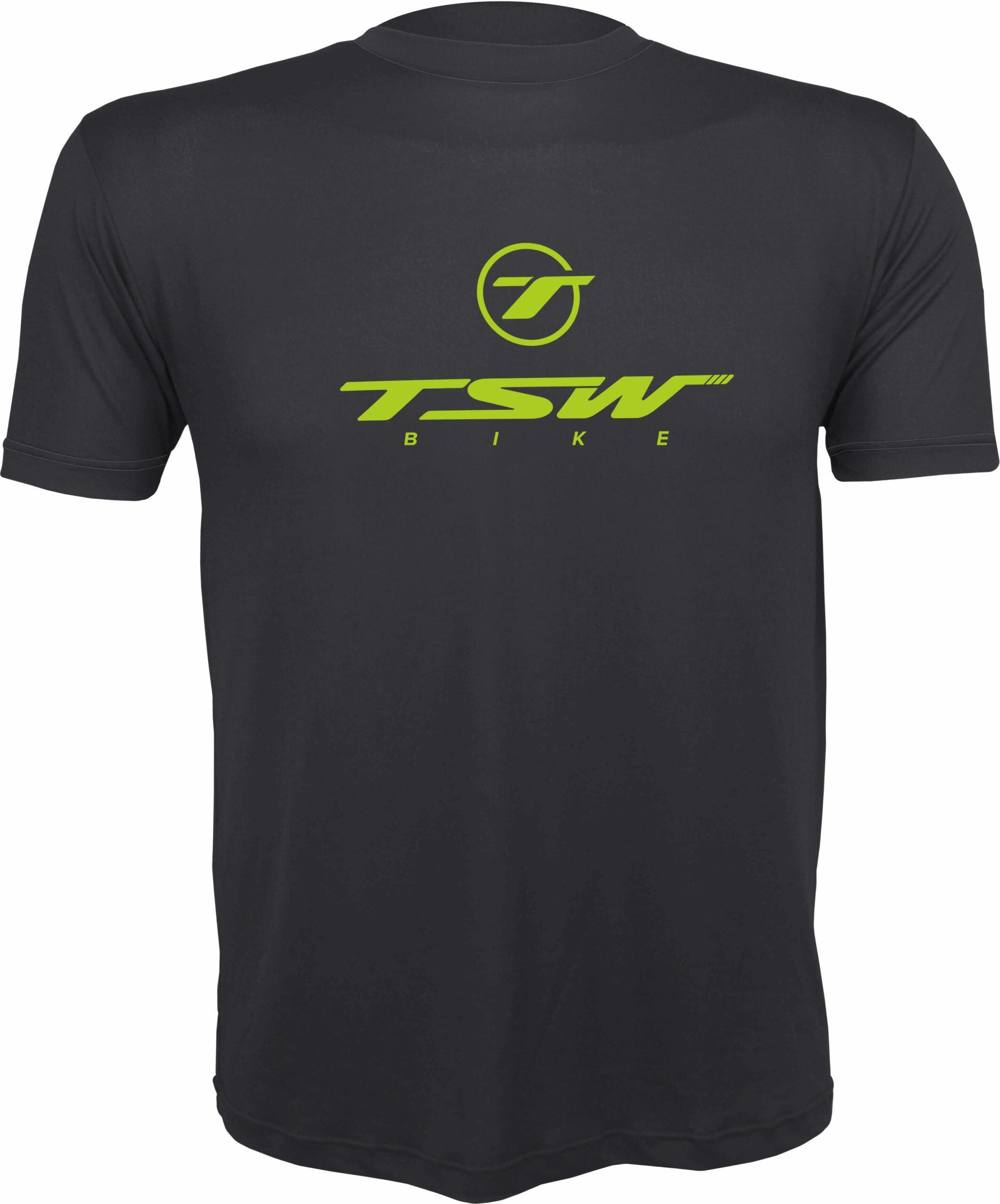Camisa T-Dry | Cinza chumbo/Cores 8