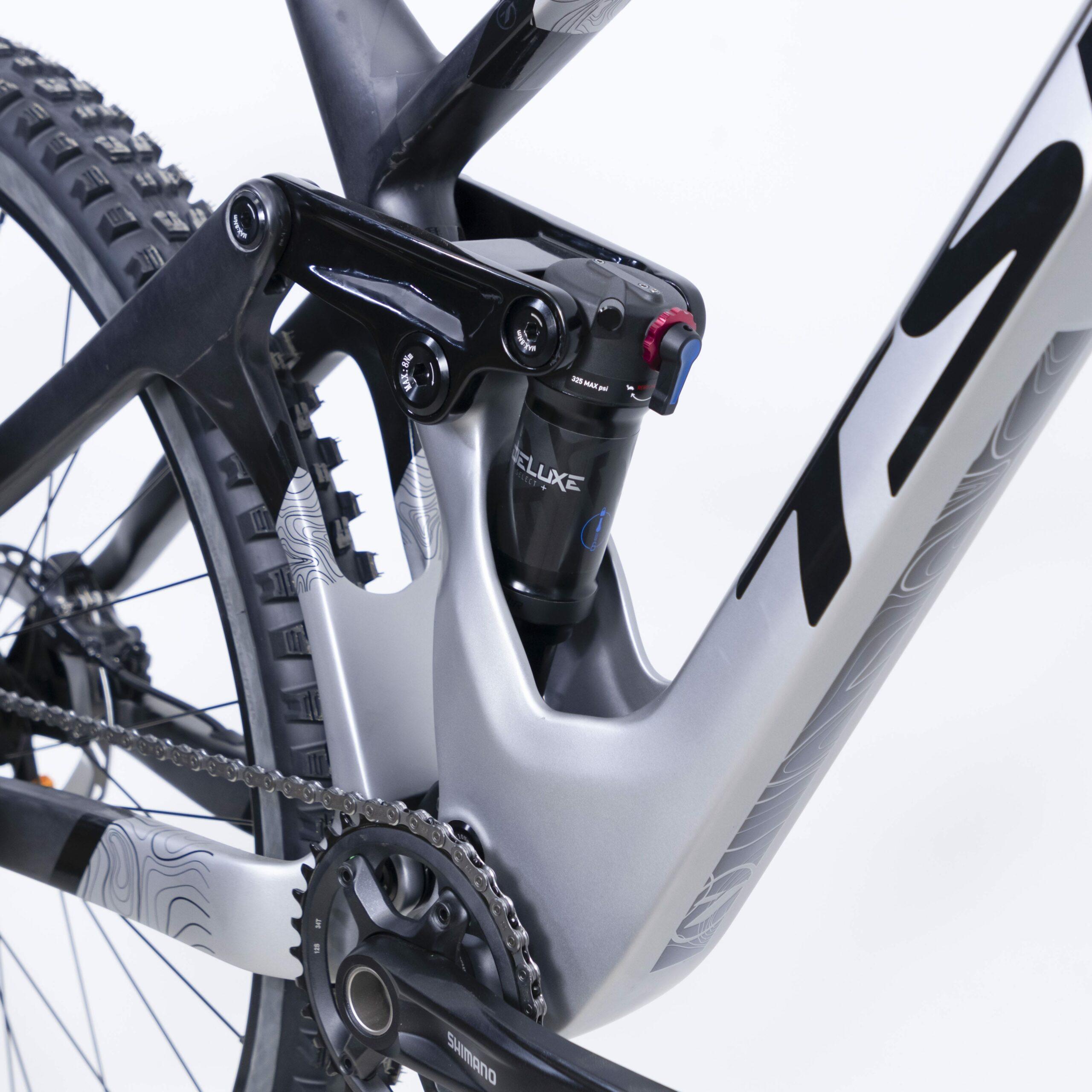 Bicicleta TSW All Quest (Full Suspension)