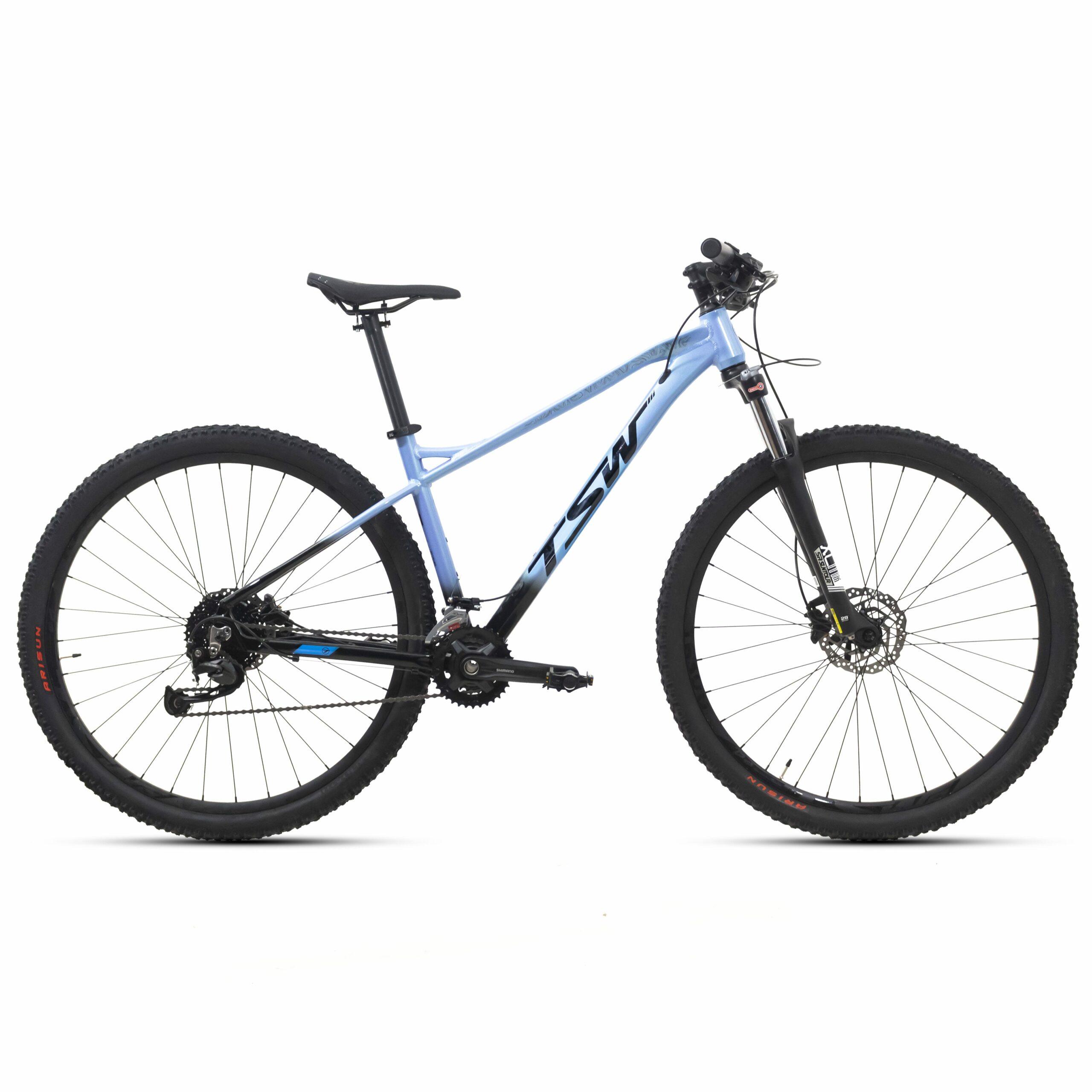 Bicicleta TSW Stamina | 2021/2022 |Linha com Freios X-TIME 3
