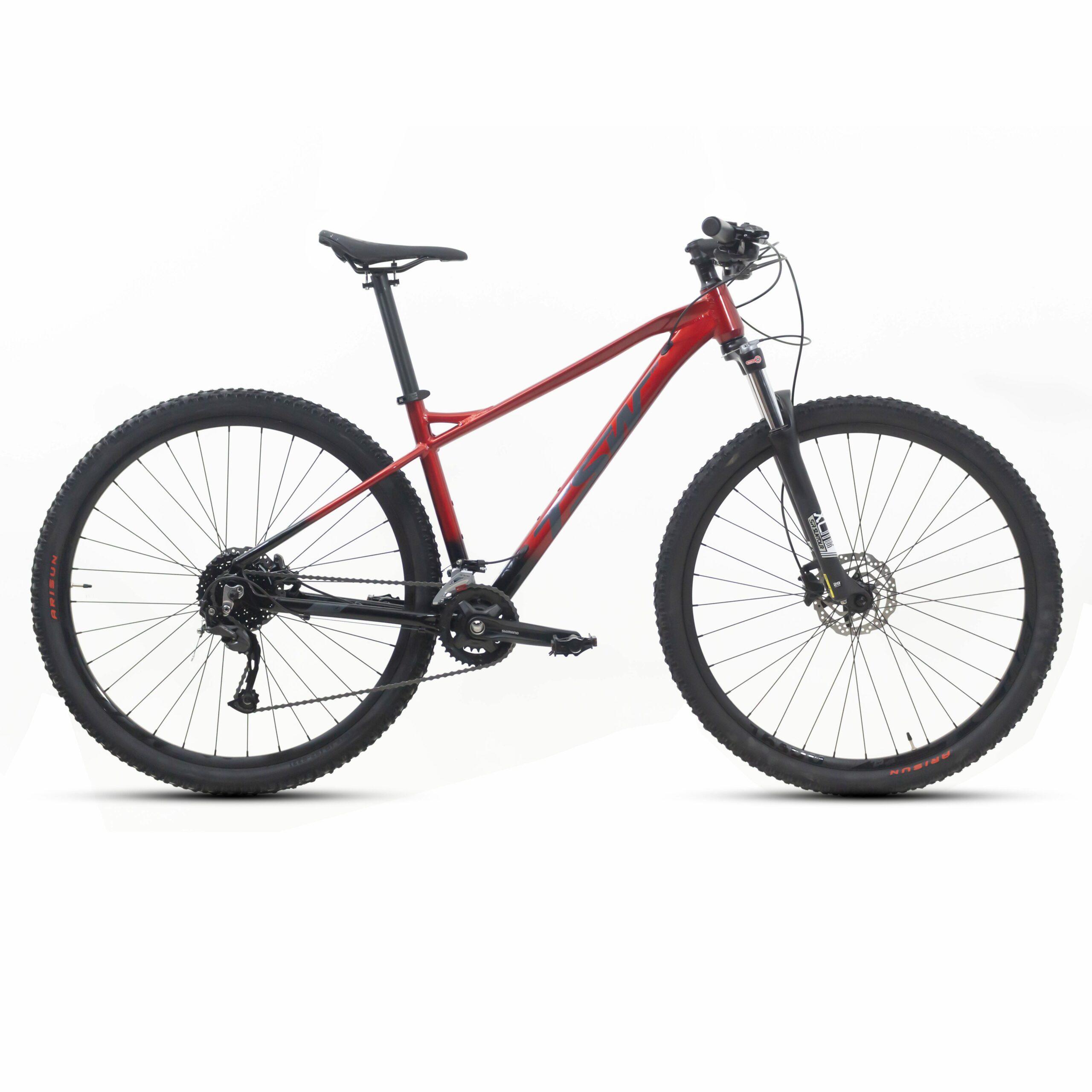 Bicicleta TSW Stamina | 2021/2022 |Linha com Freios X-TIME 5
