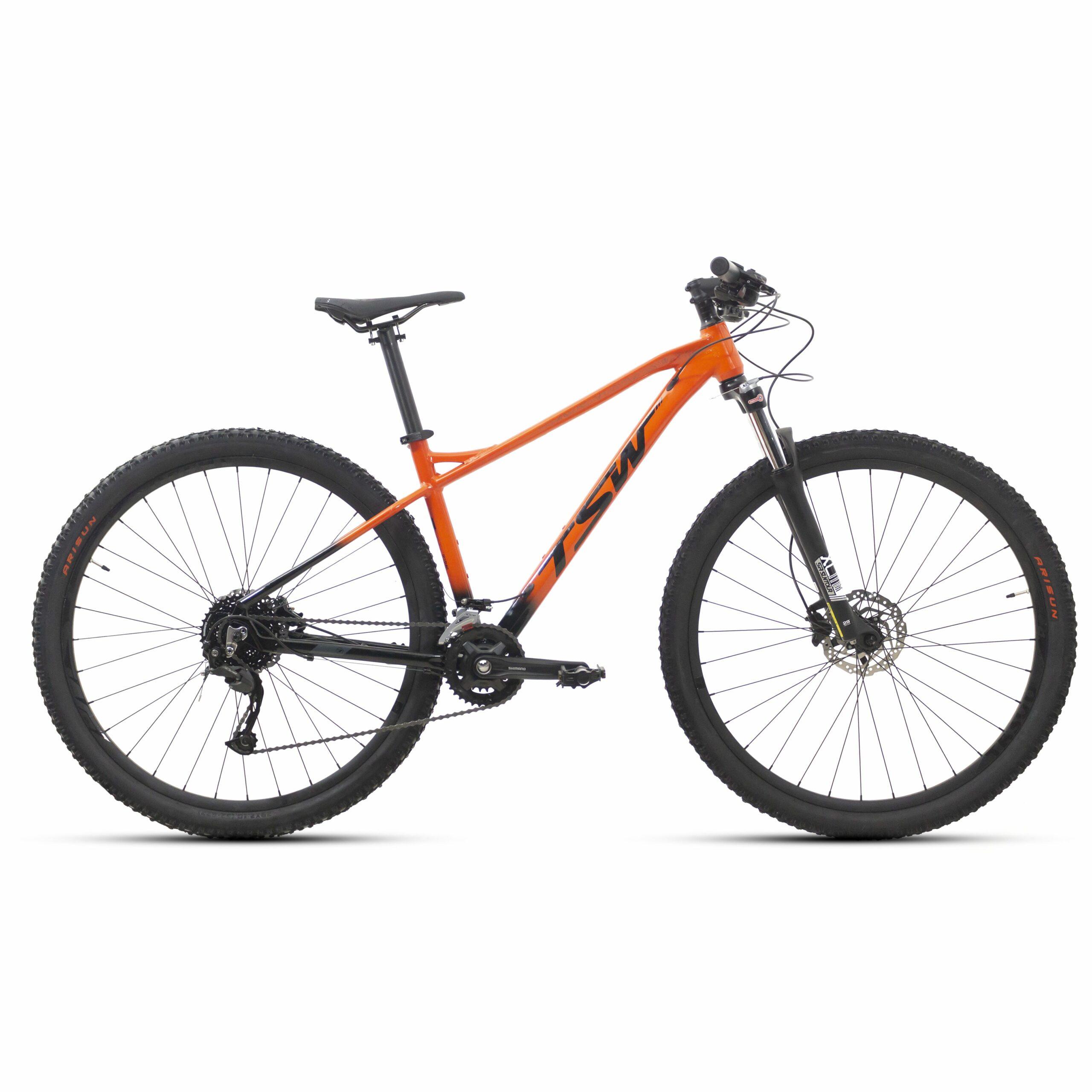 Bicicleta TSW Stamina | 2021/2022 |Linha com Freios X-TIME 4