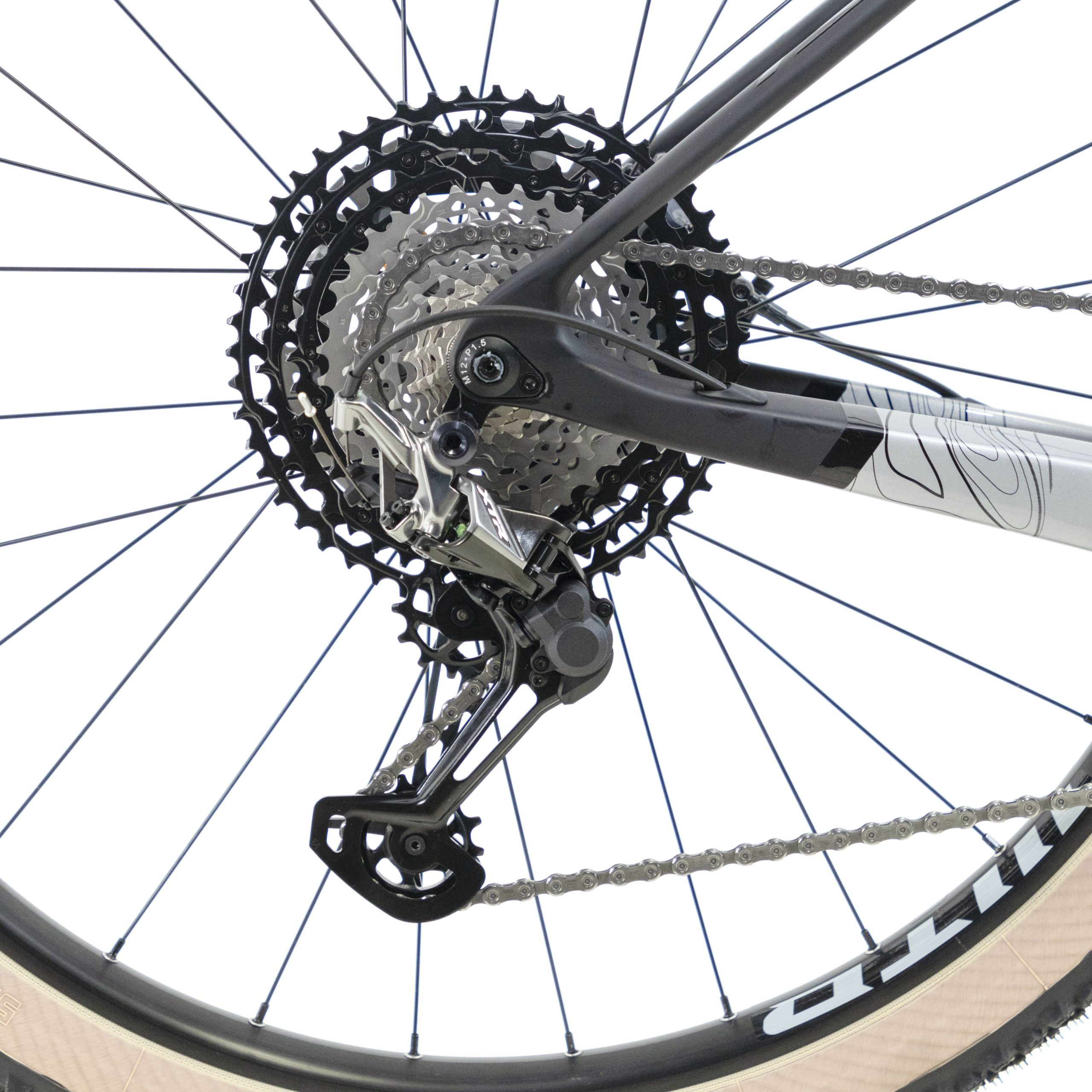 Bicicleta TSW Evo Quest   Advanced-Recon 16