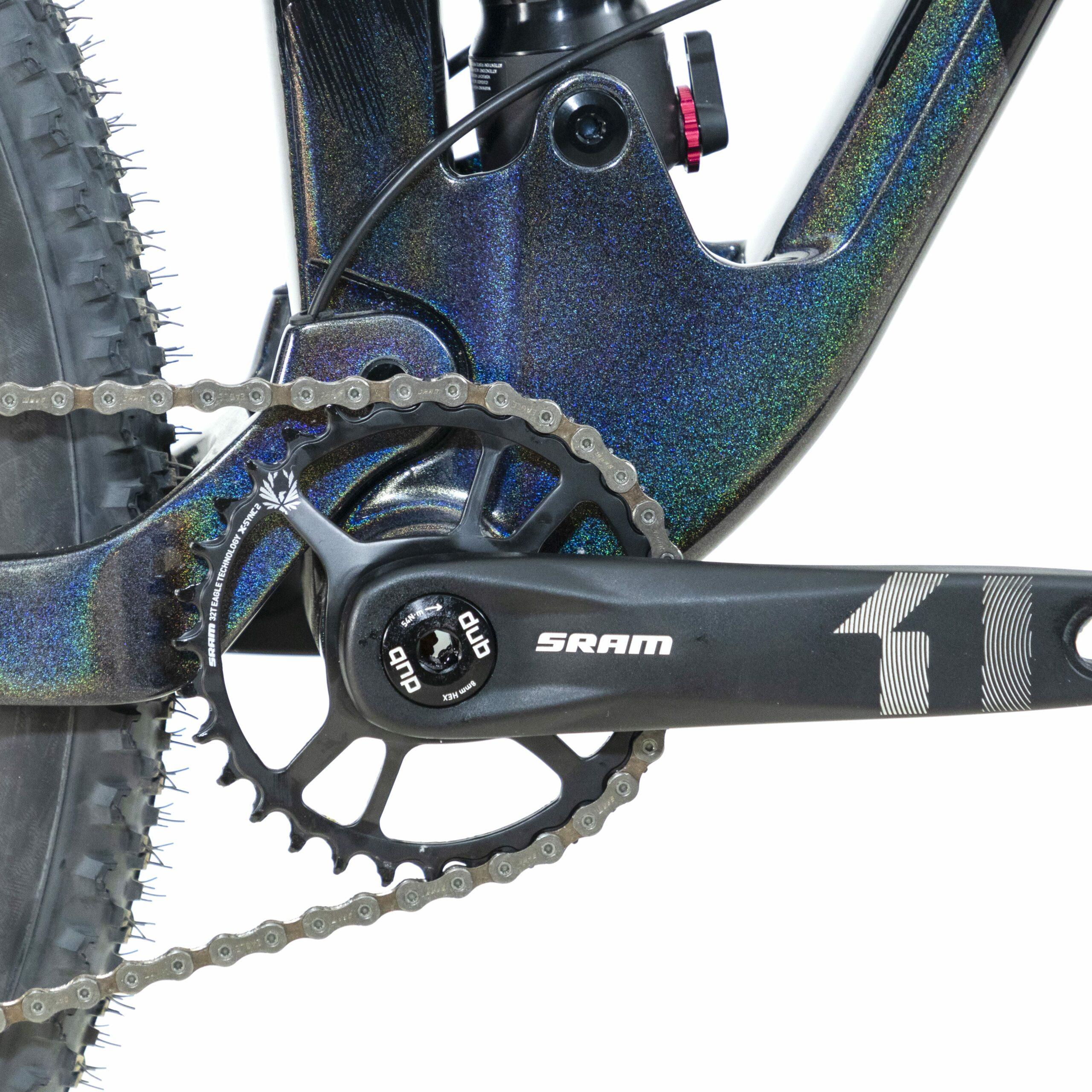 Bicicleta TSW Full-Quest - STARTER -SX (Full Suspension) 21