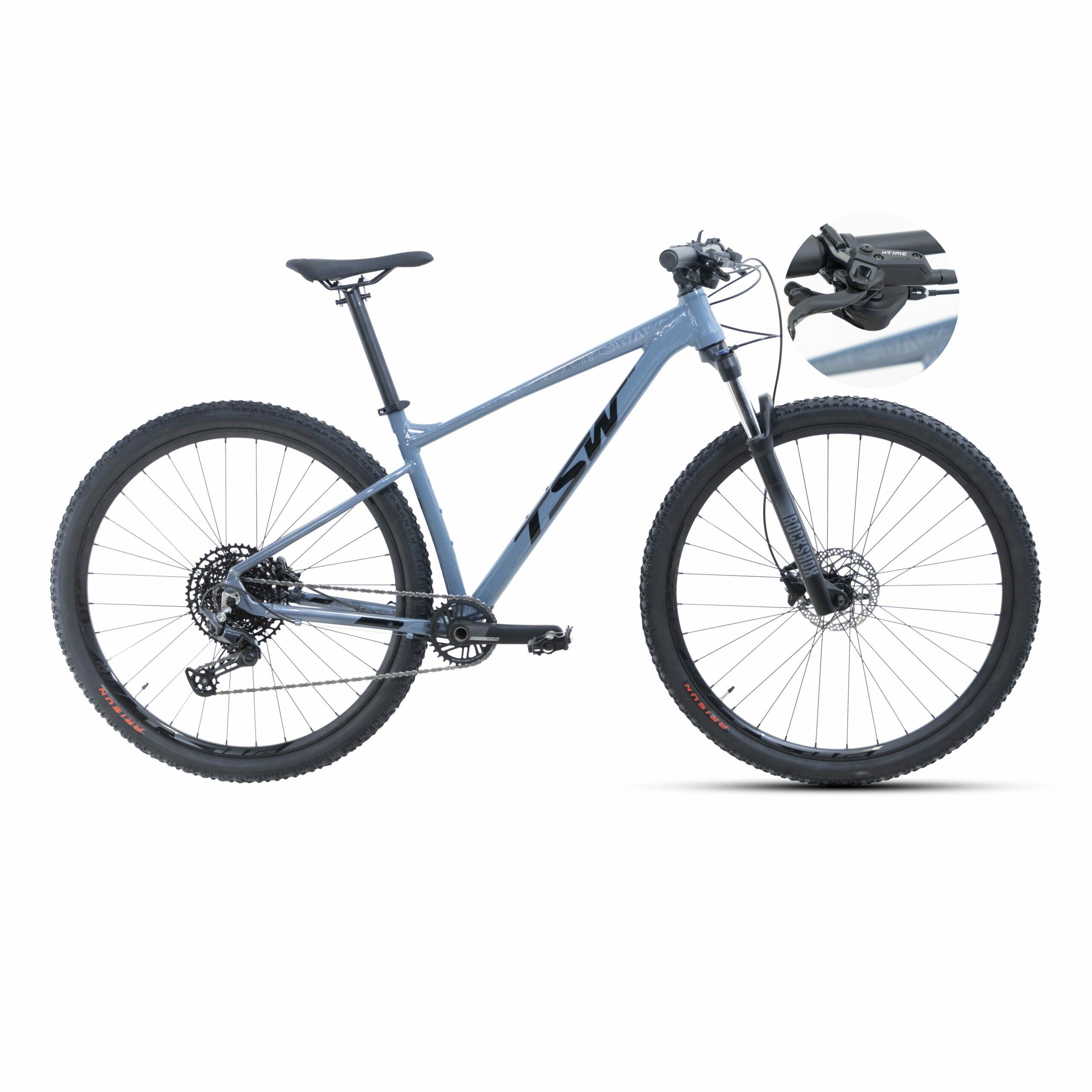 Bicicleta TSW Hurry | SR-12 - Linha com Freios X-TIME 13