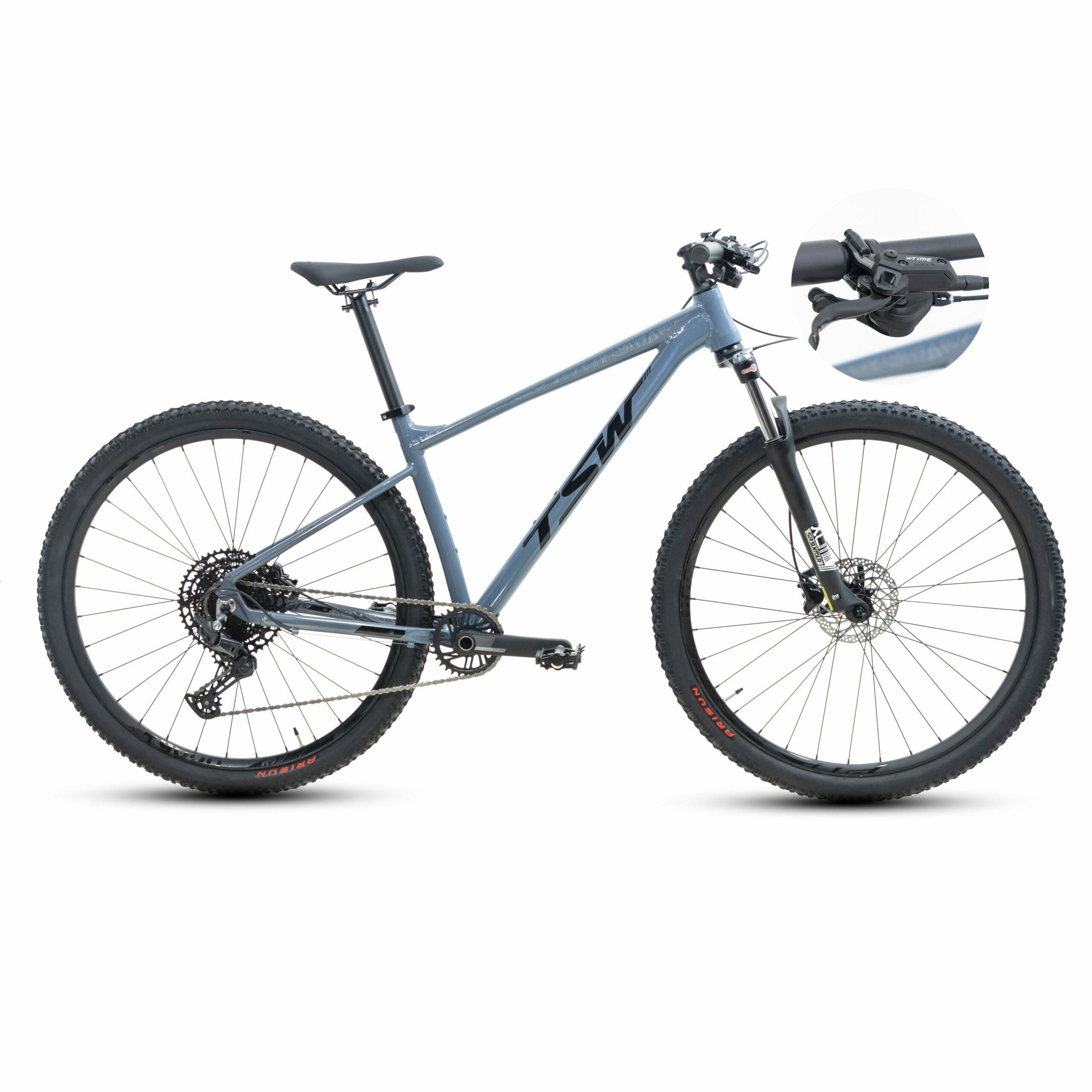 Bicicleta TSW Hurry | SR-12 - Linha com Freios X-TIME 15