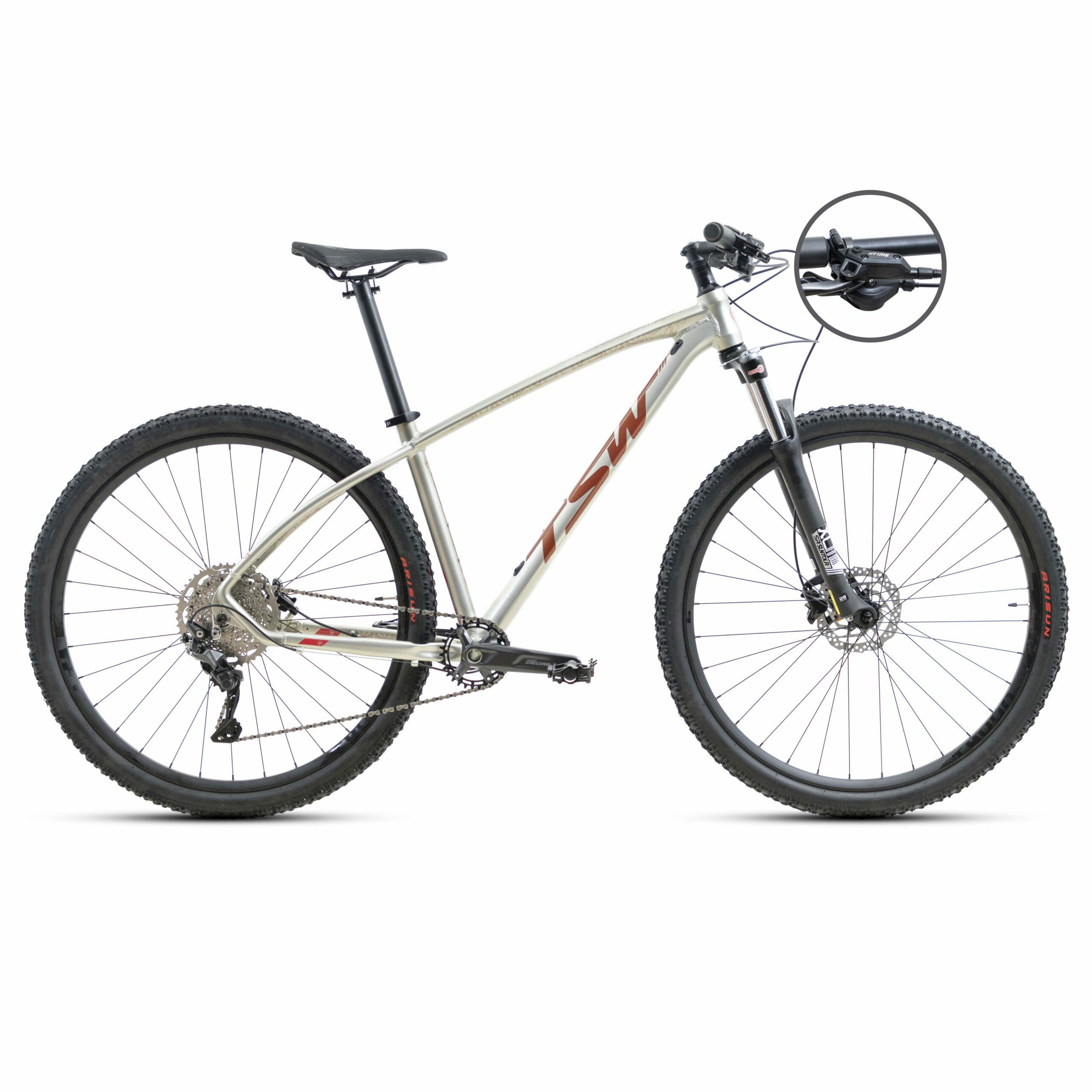 Bicicleta TSW Jump | 2021/2022 |Linha com Freios X-TIME 3