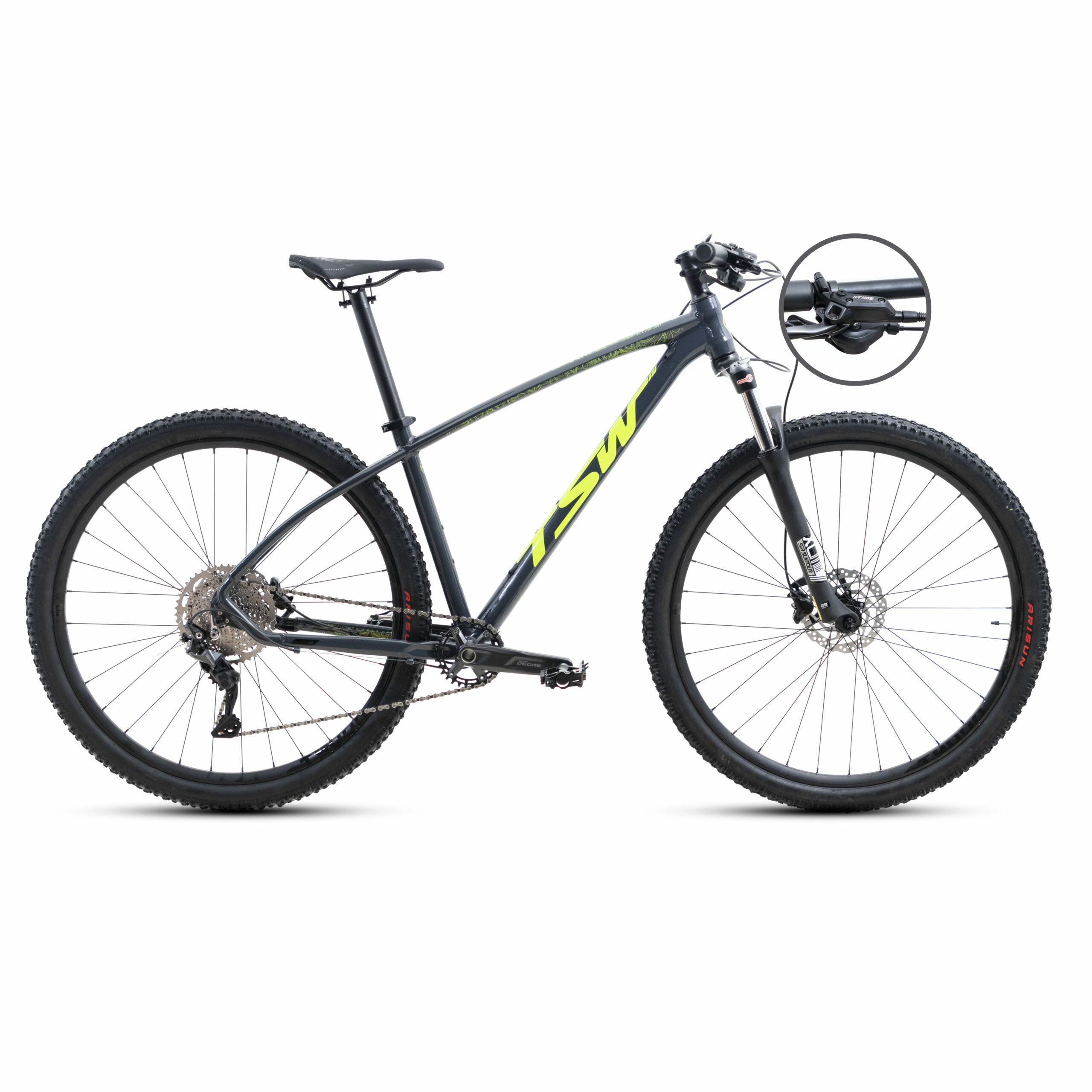 Bicicleta TSW Jump | 2021/2022 |Linha com Freios X-TIME 4